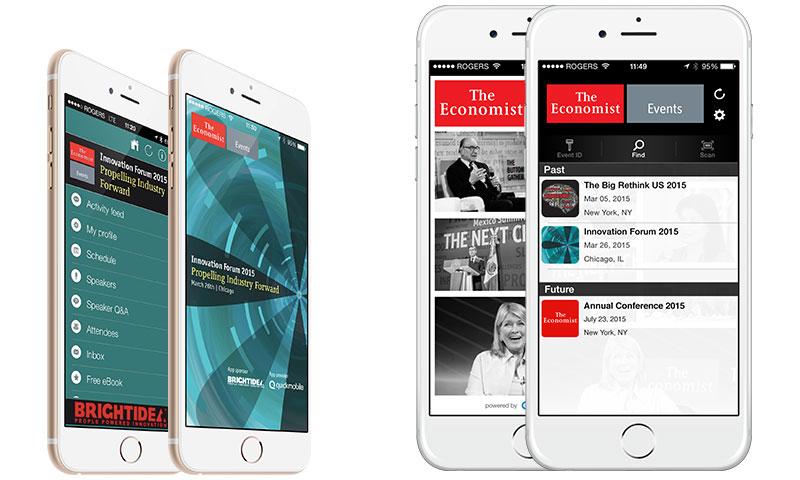 Economist App-Plattform