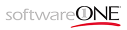 Logo des Kunden Softwareone