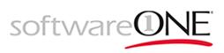 Logo des Kunden Softwareone