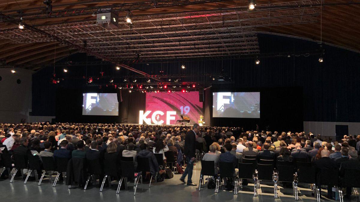 Veranstaltungsbild KCF 2019