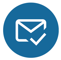 Button Wissen vermitteln Push-Nachrichten