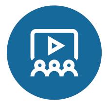 Button Wissen vermitteln Programmgestaltung