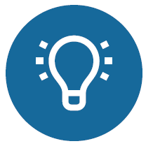Button Wissen vermitteln Maßnahmen festhalten