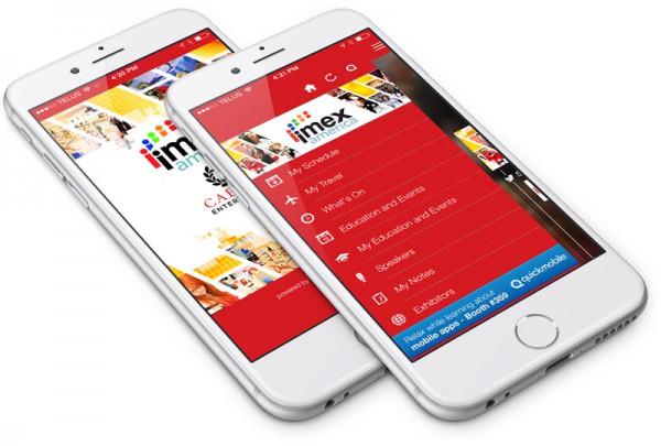 IMEX Messe Event-App