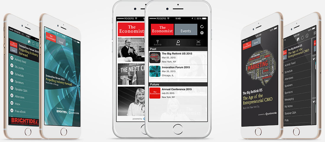Vorschau Event-App